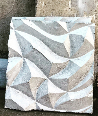Profile-3D-Printing thermally tuned concrete panels to offset mechanical loads in buildings